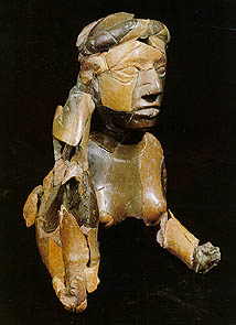 Sponeman figurine - Mississippian sculpture